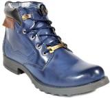 DK Derby Kohinoor Boots (Blue)
