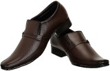 Shoe Island Cls4410-Brown-8 Formal Shoes...
