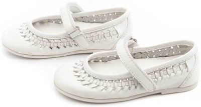Drish Super Soft White Leather Bellies