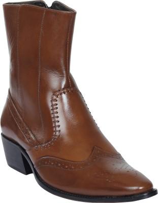 Shoe Bazar Leather Boots