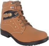 1AAROW Boots (Tan)