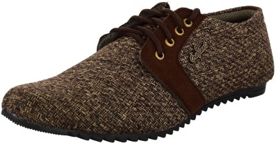 Zohran Brown Casual Shoes