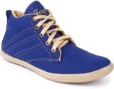 Jove Pious Canvas Shoes (Blue)