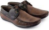 Tashi Stylish Brown Shoes Party Wear (Br...