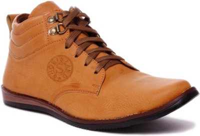 Shoe Island Casuals, Outdoors, Boots
