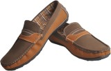 Trackland Loafers (Brown)
