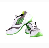 Trendfull Walking Shoes (White, Green)