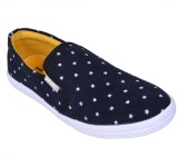 Smithsoul Casual Shoes (Black, Blue)
