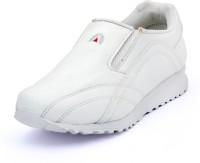 Asian Shoes Desire Walking Shoes(White)