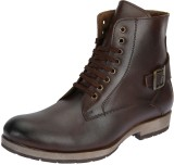 Sole Strings 50051 Boots (Brown)