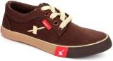 Sparx SM-175 Dark Brown Sparx Sneakers (...