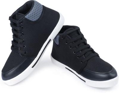 Super Matteress Black-126 Sneakers