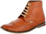 Zohran Tan Boots (Tan)