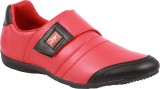 Stylos Casuals (Red, Black)