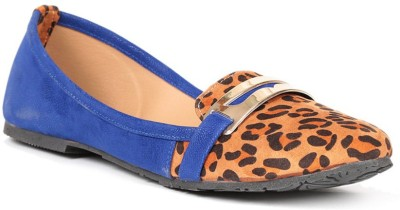 Lyc Sole Provider Blue Casual Shoes Bellies