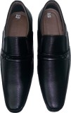 Karnavati Slip On Shoes (Black)