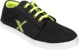 TRY IT EXCLUSIVE Canvas Shoes (Black)