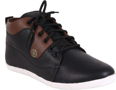 Quarks Lifestyle Casual Shoes(Black)