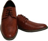 ASM Lace Up (Brown)