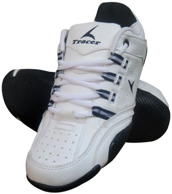 Tracer Aero-507 wht/blue Running Shoes