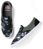 Kook N Keech Sneakers (Black, Grey)