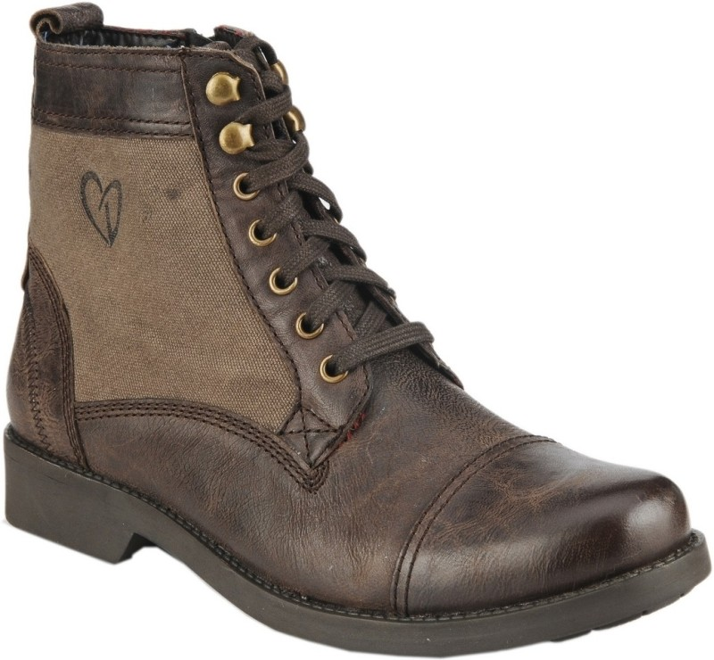 Delize T 004 Brown BootsBrown