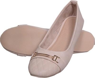 Skor Footwear L-222 Cream Bellies