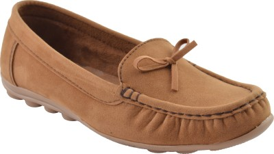 Real Blue Loafers(Camel)
