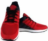 Sega Techno Running Shoes (Red, Black)
