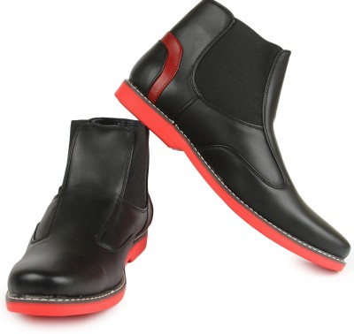 Urban Woods 851-6023-Black Casual Shoes