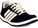 Sam Stefy Walking Shoes (Blue, White)