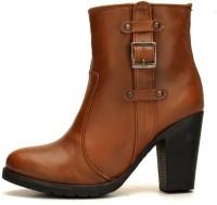 Bruno Manetti JD-149 Boots(Tan)