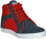 Glaze Sneakers (Red)