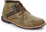 Sapatos Boots (Tan)