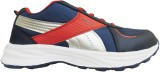 Kooper Running Shoes (Navy, Red)