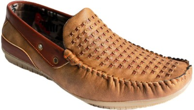 Promenade BS Brown Loafers