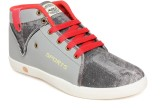 Maxis Canvas Shoes (Red)