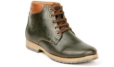 Twee broer tiger hill-brown Boots