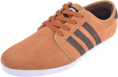 Clincher Se6027brcoffee Casual Shoes
