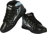 Super Matteress Black-158 Running Shoes ...