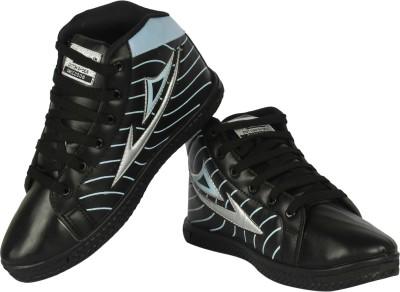 Vivaan Footwear Black-158 Sneakers