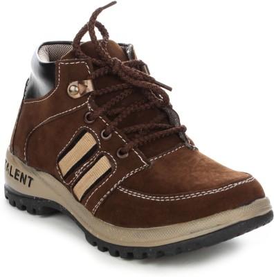 Do Bhai Angry Bird Brown Boots