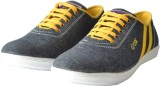Etios Yellow CX01 Casual Shoes (Grey)