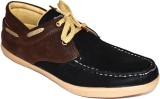 Fashion67 Men's Brown Casual Shoes (Brow...