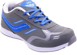 Porcupine Running Shoes (Grey, Blue)