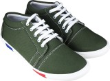 Beonza Olive Sneakers (Green)