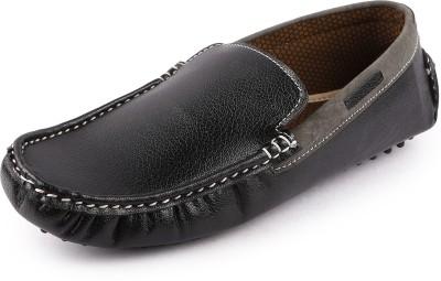 True Soles NTCL118 Loafers(Black)