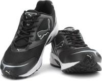 Puma Aron DP Men Running Shoes(Black, Silver)