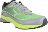 Lakhani Touch Running Shoes (Green, Grey...