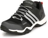Afrojack Running Shoes (Black, Grey)